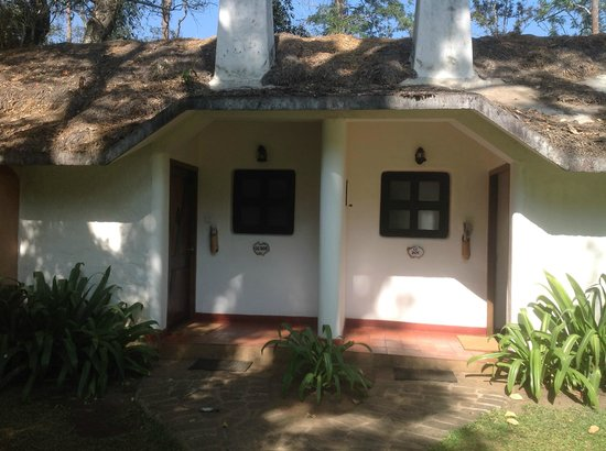 Orange County, Coorg: cottages