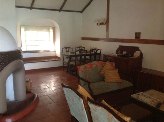 Orange County, Coorg: room