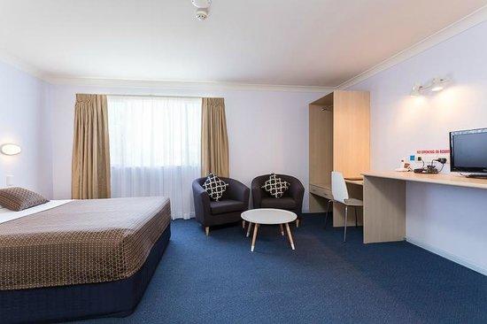 Bay Air Motel: Queen executive suites