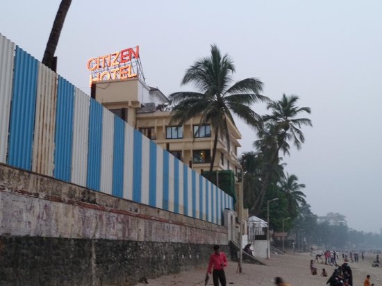 Citizen Hotel: a nice location at Juhu Beach