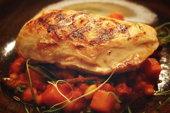 Town Kildare Street : chicken breast