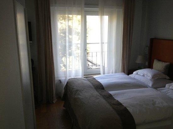 Hotel&Villa Auersperg : Suite Overlooking Garden