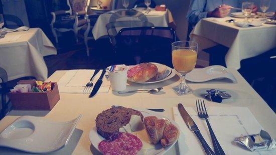 B&B Florence Chic : Breakfast/Reception