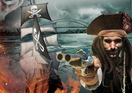 ‪Attack of the Pirates on Sydney Harbour‬