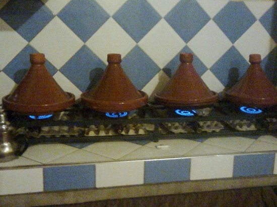 Restaurant les Amis: tagins