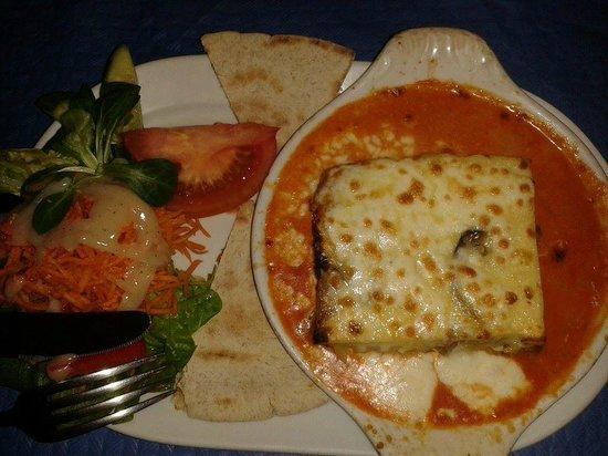 Restaurante Vegetariano: food
