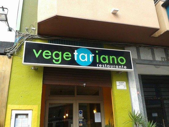 Restaurante Vegetariano: restaurant