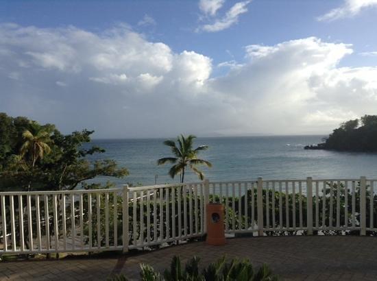 Grand Bahia Principe Cayacoa: vu des suite royale golden