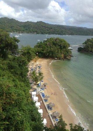 Grand Bahia Principe Cayacoa: plage