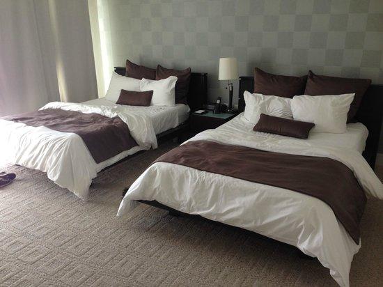 Provident Doral at The Blue Miami : Suíte com 2 camas