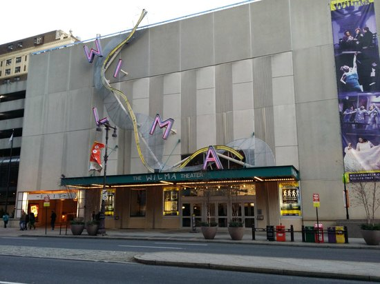 Doubletree by Hilton Philadelphia Center City : A theater next door