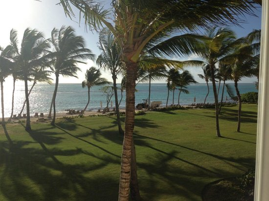 Tortuga Bay Hotel Puntacana Resort & Club: View from our Villa