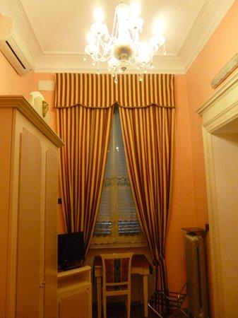 Hotel Principi D'Acaja: Stanza 104