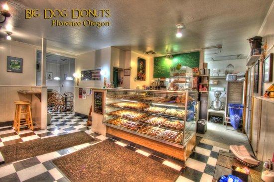 Big Dog Donuts & Deli: Big Dog Donuts