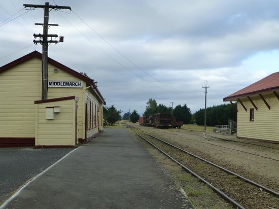Rail Trail Planner - Day Tours: Middlemarch station
