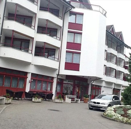 Swiss Holiday Park: Front entrance