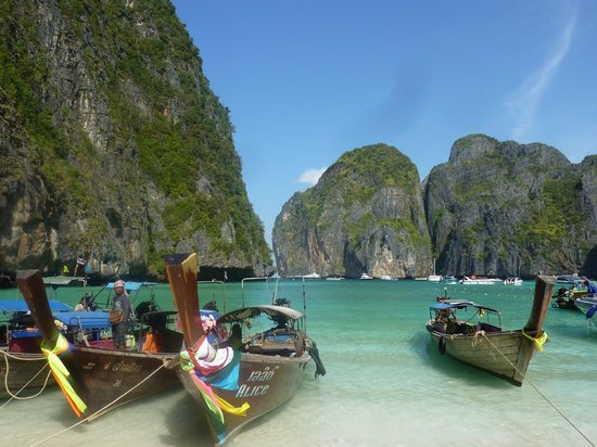 Phuket At Andaman - Day Tours: A gorgeous beach.