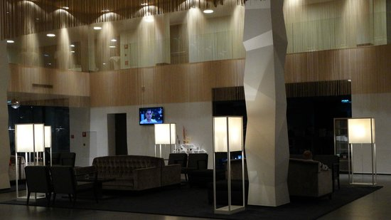 Austria Trend Hotel Park Royal Palace Wien: Lobby