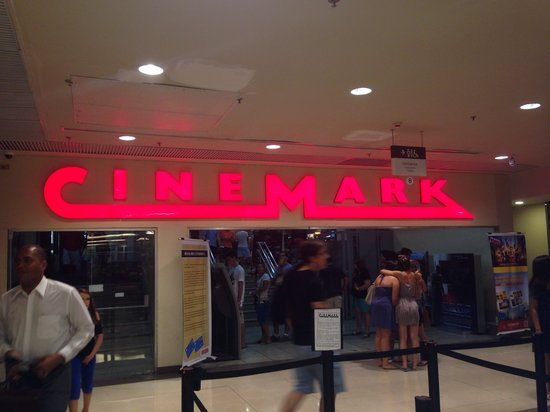 82e30451bfea9 Cinemark - Picture of Botafogo Praia Shopping