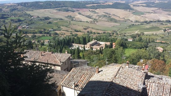 Just in Tuscany  Day Tours: Lunch View - Montapulciano