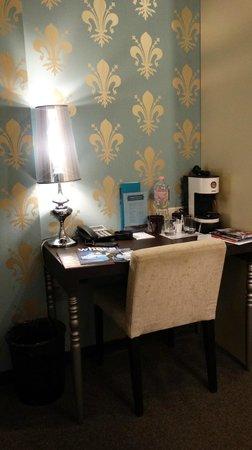 La Prima Fashion Hotel : Nuestra habitación
