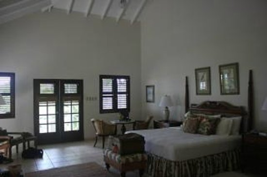Ottley's Plantation Inn : Room View 1
