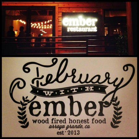 Photo of American Restaurant Ember at 1200 E Grand Ave, Arroyo Grande, CA 93420, United States