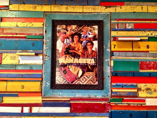 Mamacita: wall art work