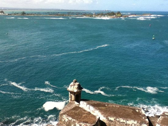 Segway Tours of Puerto Rico : beautiful water