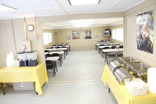 New Bern KOA: Group and Event Meeting Room