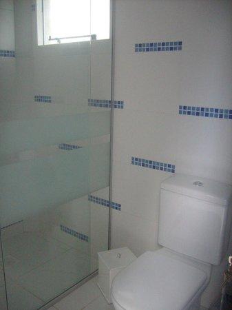 Pousada Rio Vermelho: Banheiro