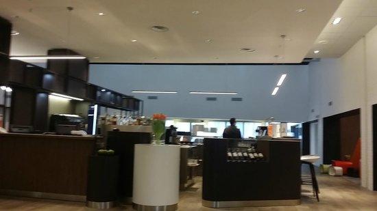 Novotel Milano Linate Airport: Reception