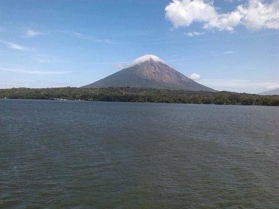 Hacienda Merida: volcano