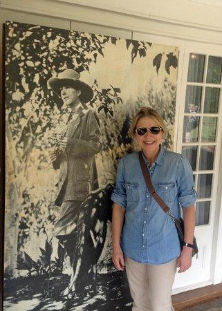 Karen Blixen Museum : Karen Blixen