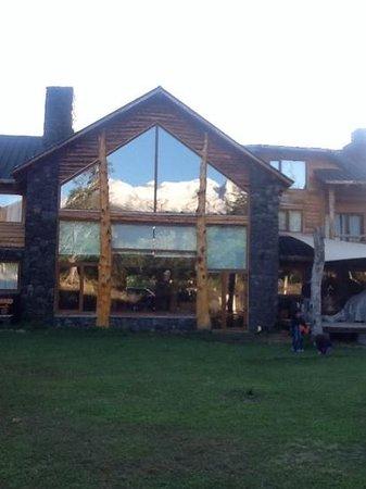 Rocanegra Mountain Lodge & Spa: reflejos del atardecer