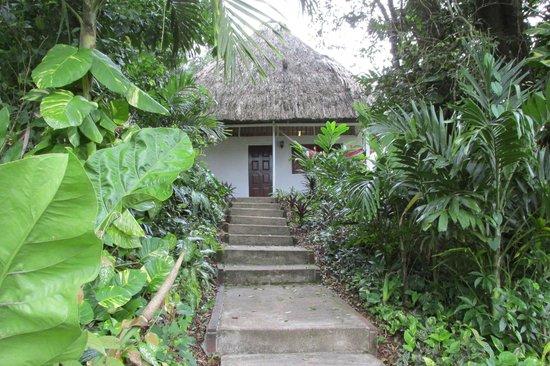 Maya Mountain Lodge: Bungalow C3