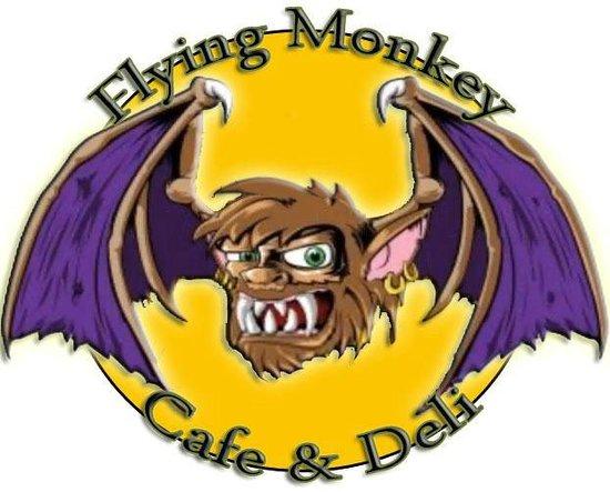 Flying Monkey Cafe & Deli: Flying Monkey logo
