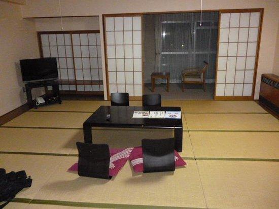 Gensen Yunoyado Sennotani: 日帰り利用者専用の部屋