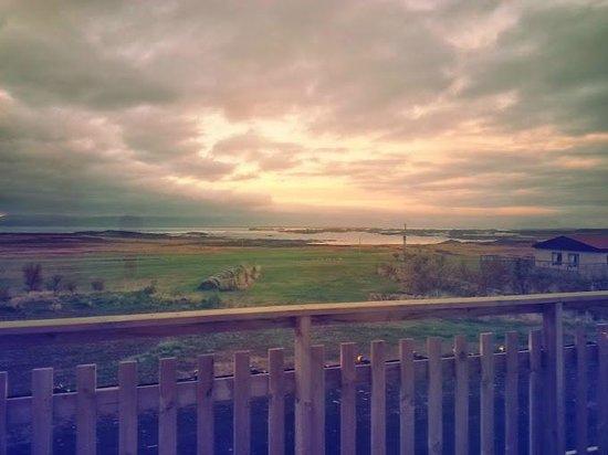 Vogur Country Lodge: Ocean view