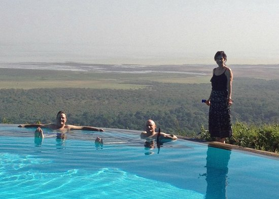 Lake Manyara Serena Lodge: Infinity Pool