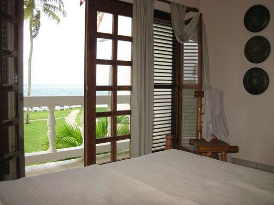 Cabarete Beach House at Nanny Estates: front bedroom view