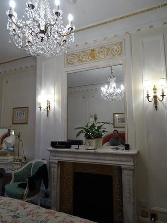 The Ritz London: our room