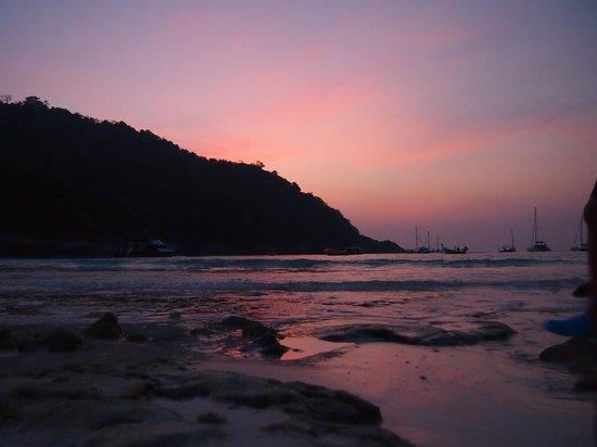 The Racha: Sunset