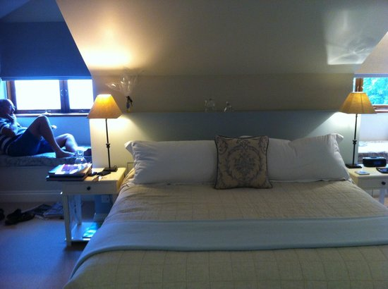 Spicers Clovelly Estate: King sized bed