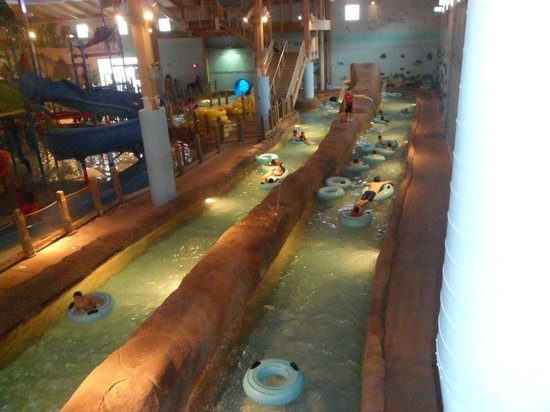 Coco Key Water Resort: lazy river