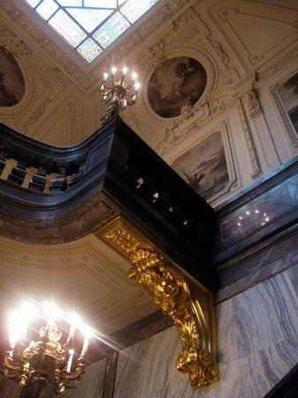 Berliner Dom: Foyer