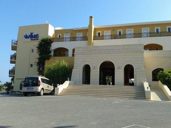 Vantaris Beach: Лучший отель