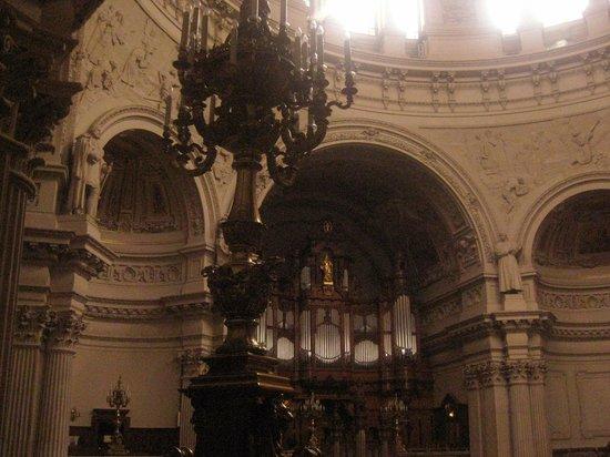 Berliner Dom: Balcony
