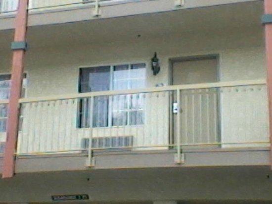 Days Inn Torrance Redondo Beach: Ingresso