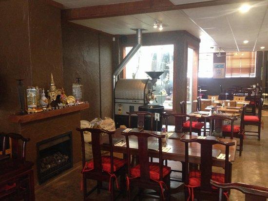 Cambridge, Nueva Zelanda: Restaurant